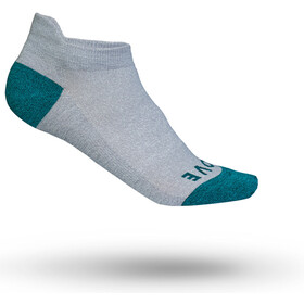 GripGrab Classic No Show Cycling Socks Women grey
